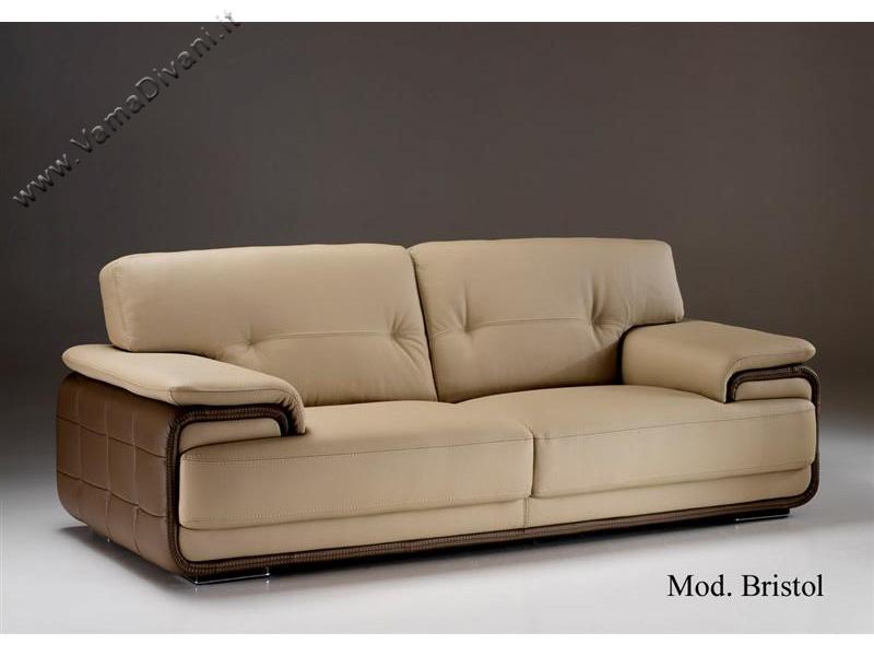 Divano in pelle modello hollywood bed mattress sale for Divano queen