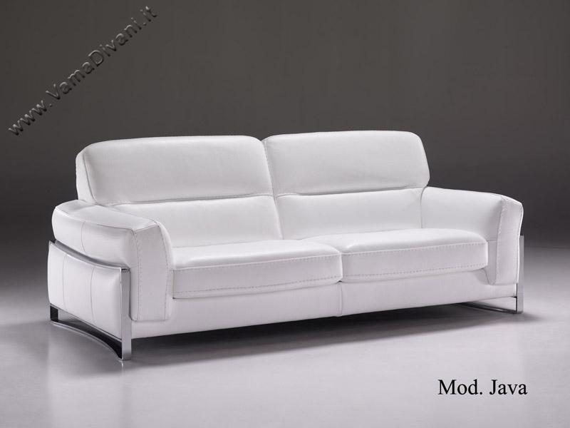 ... anche il divano 3 posti in pelle oppure il divano 2 posti in pelle