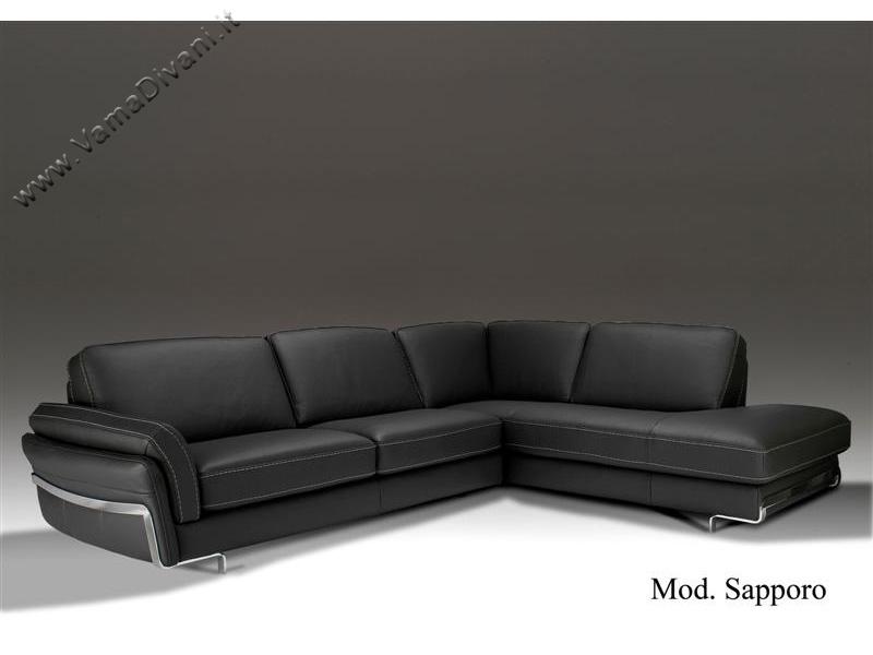 Casa moderna roma italy divano angolare pelle for Divano pelle usato roma