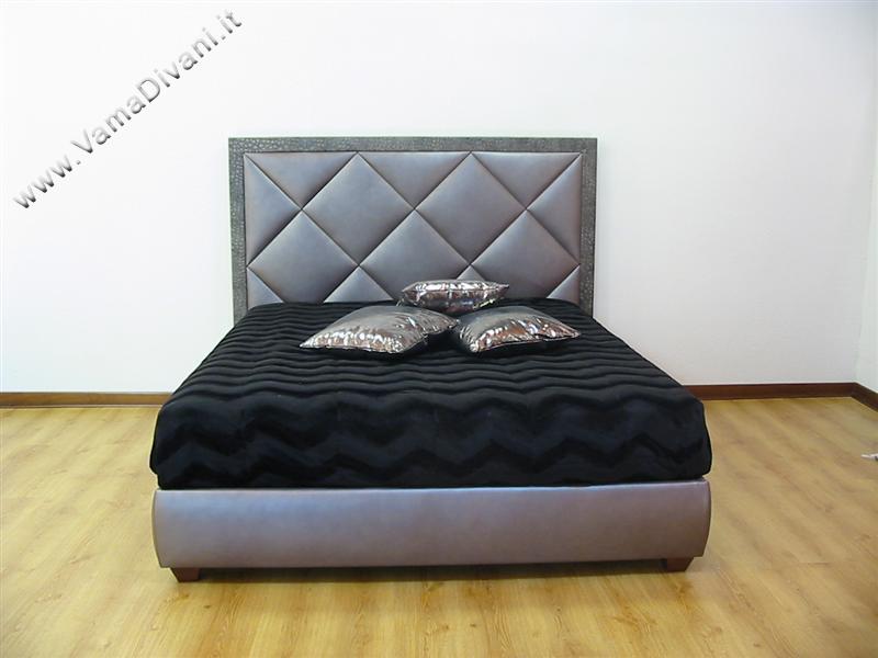 letto grigio imbottito ~ design casa creativa e mobili ispiratori - Letto Imbottito Grigio Bloom Bonaldo