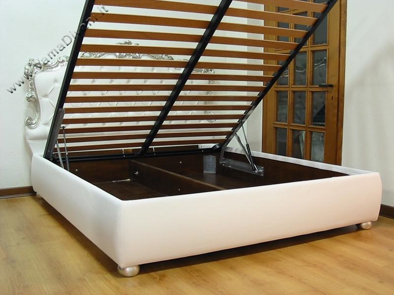Casa moderna roma italy letto contenitore prezzi offerte for Letto contenitore prezzi