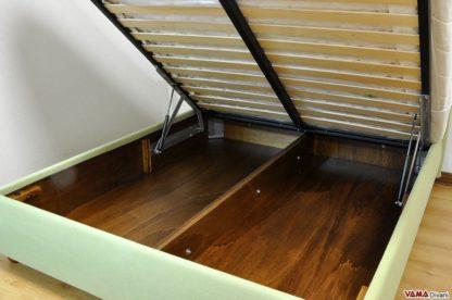 contenitore interno del letto giulia