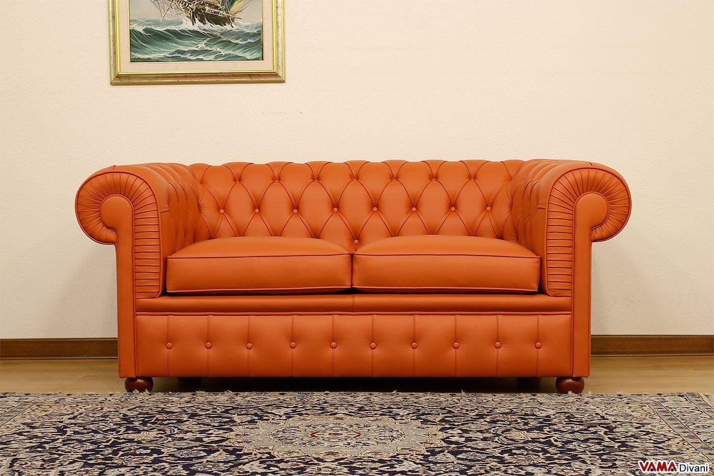 divano chesterfield 2 posti vama divani