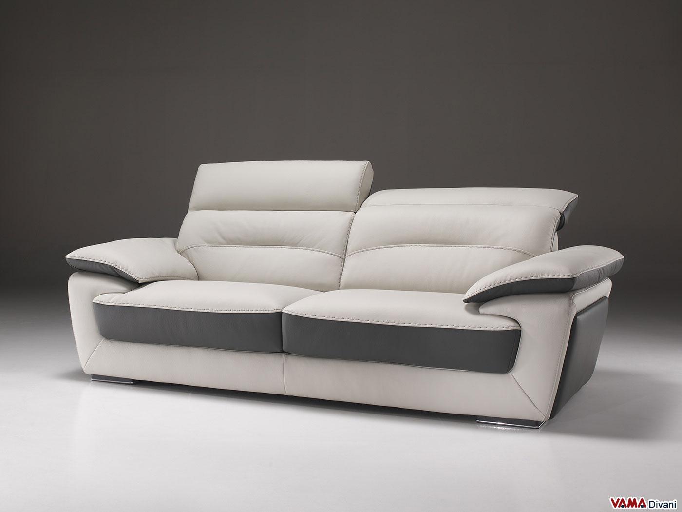 Soggiorno Con Divano Angolare: Divani letto design moderno ...