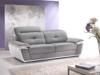 divano tre posti moderno