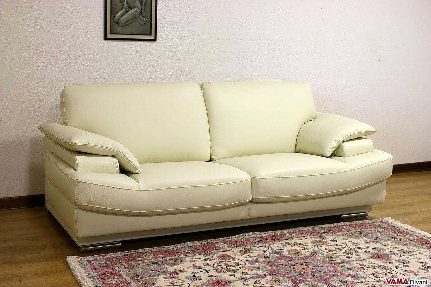 Divano particolare montgomery vama divani - Pelle del divano rovinata ...