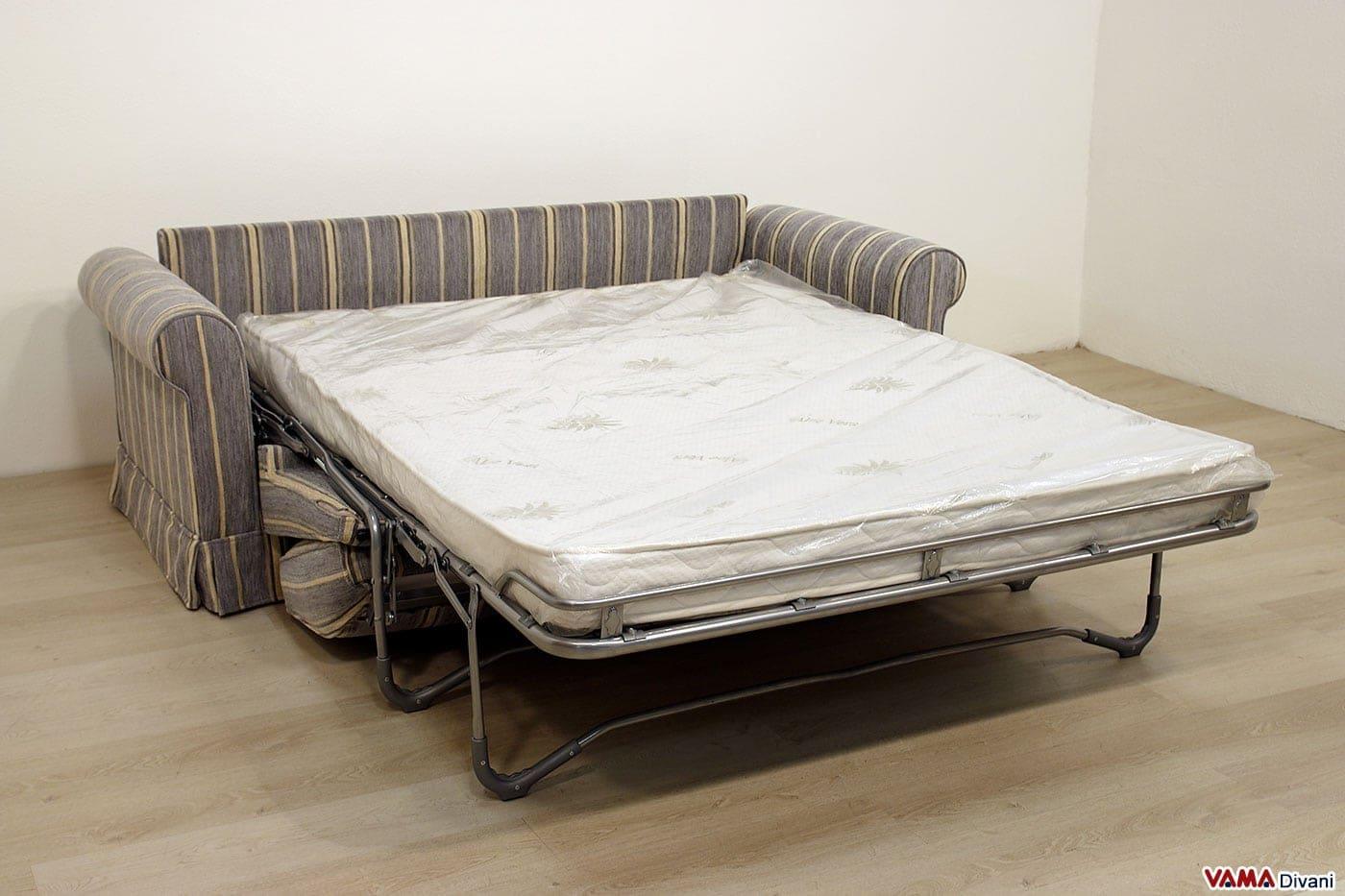 Divano letto princes vama divani - Divano letto 160 cm ...