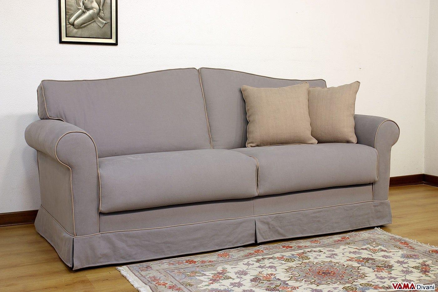 Pronto letto galles vama divani for Letti e divani