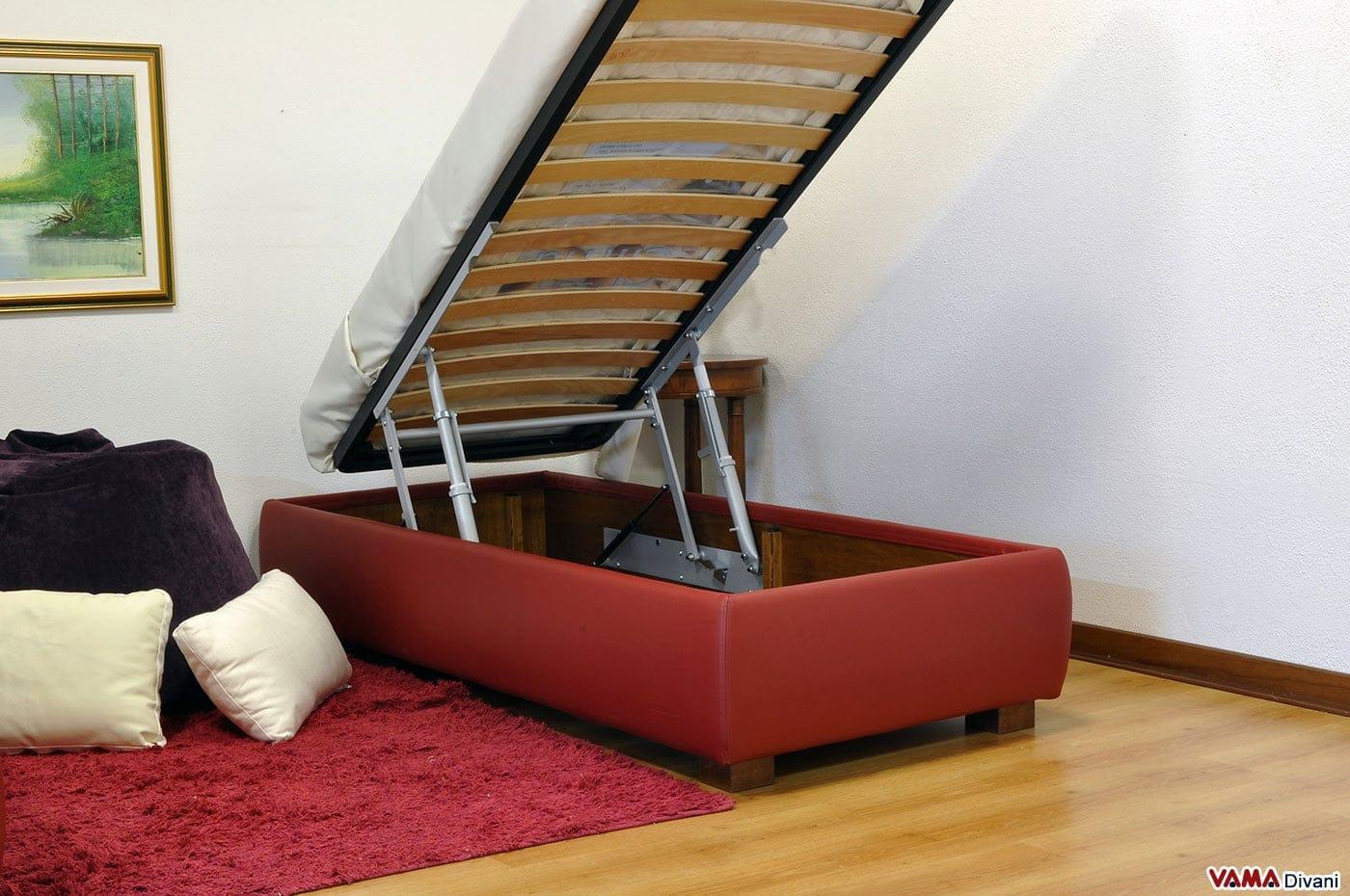 Shabby camera disegno da letto - Ikea letto singolo con contenitore ...