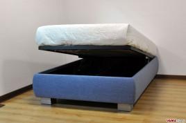 Quanto misura un letto a una piazza e mezza?