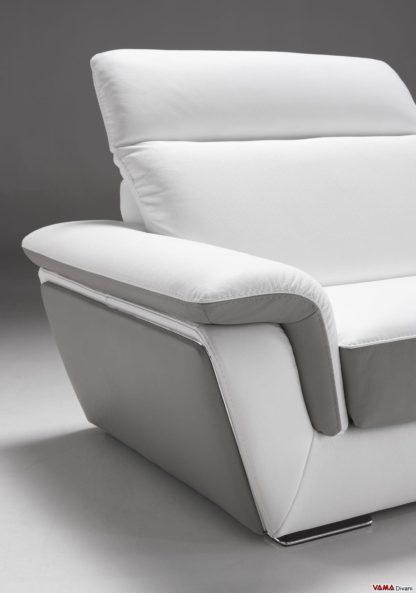 Bracciolo minimal divano City