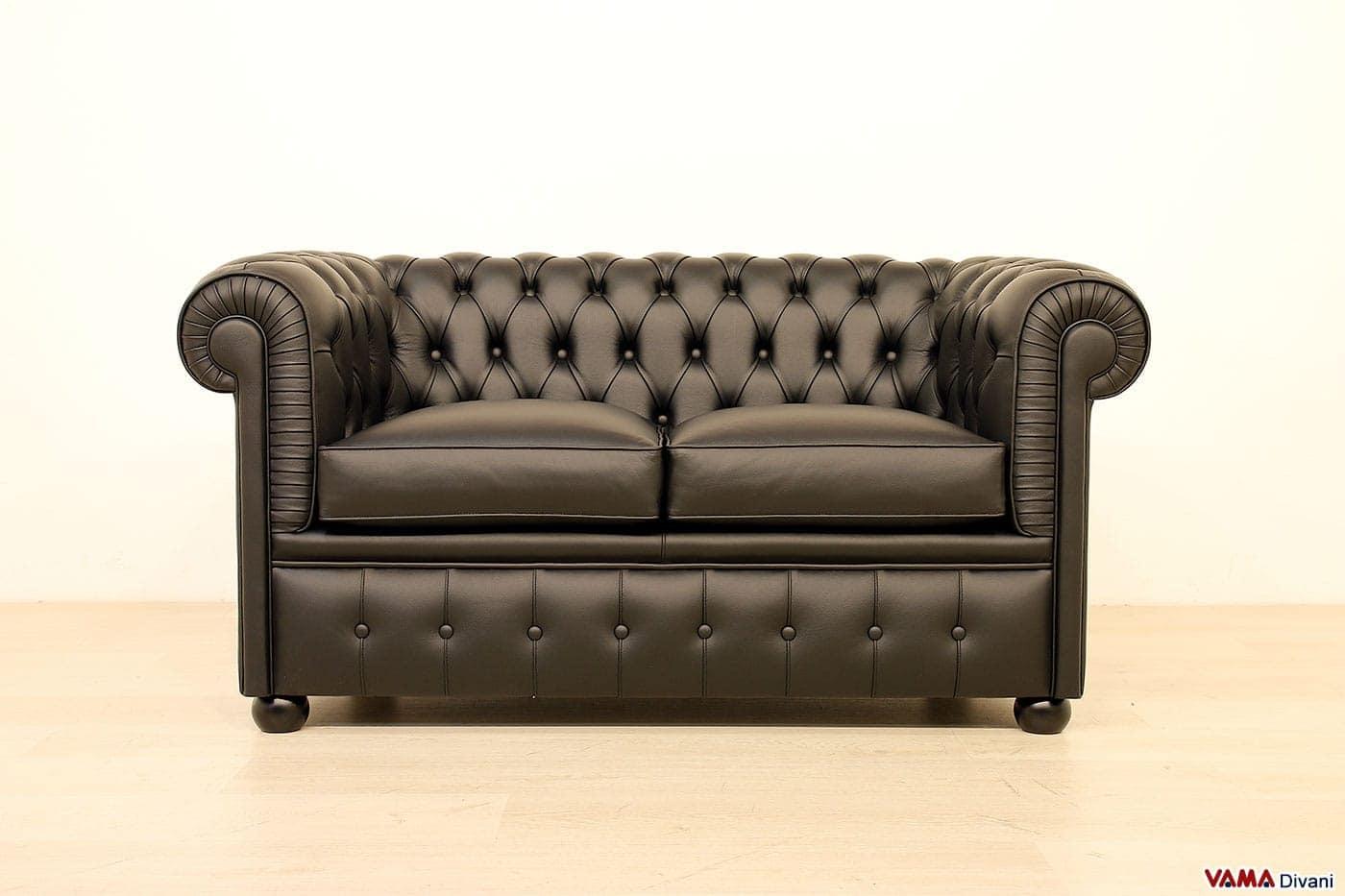 Divano chesterfield piccolo chesterino vama divani