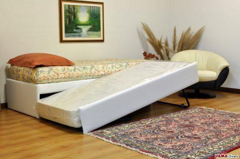 Piedini automatici a molla del letto estraibile