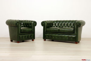 Salottino Chesterfield