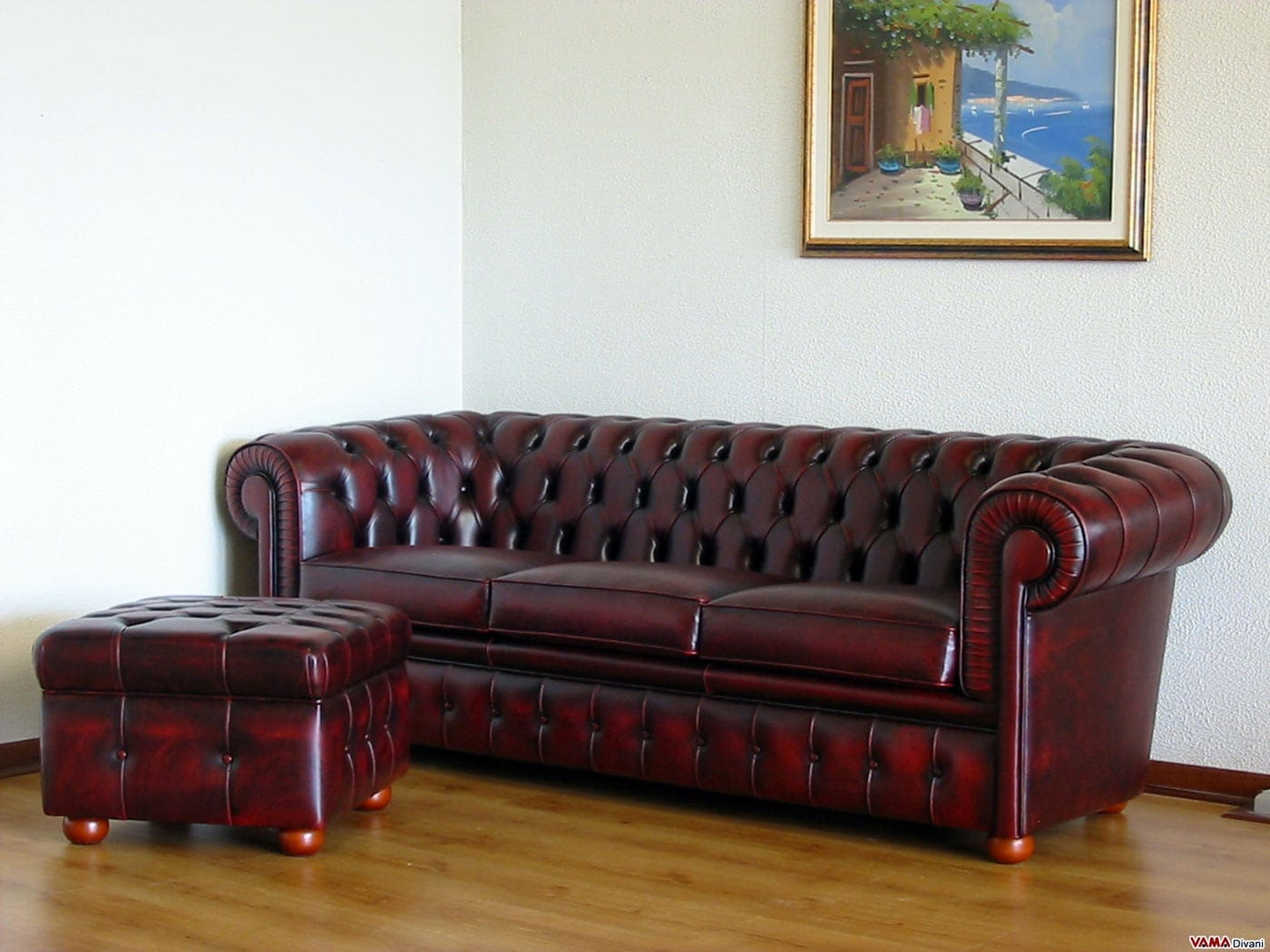 Divani Chesterfield Vintage: Poltrone chesterfield usate ...