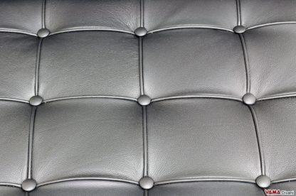 Cuscino in pelle della poltrona barcelona