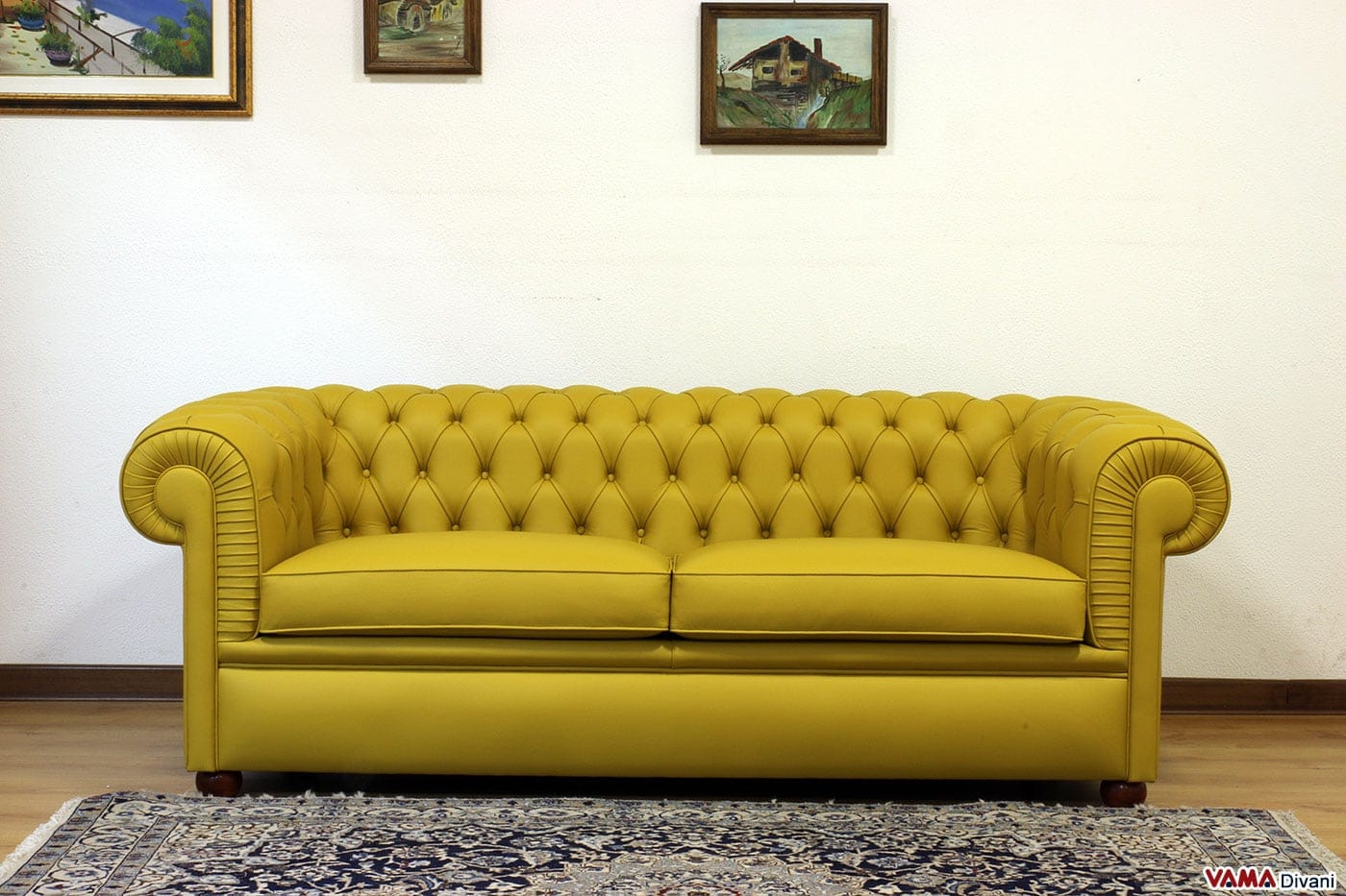 Poltrona Frau Chester Sofa.Modern Furniture Design Magazine Made ...