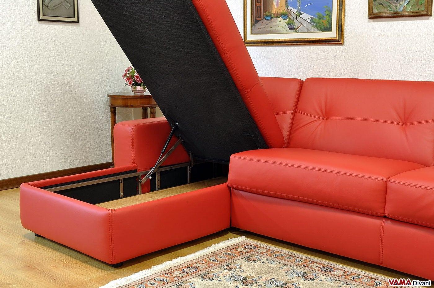 Divano Letto Angolare Arancione: Ikea divani letto (Foto /) Design ...