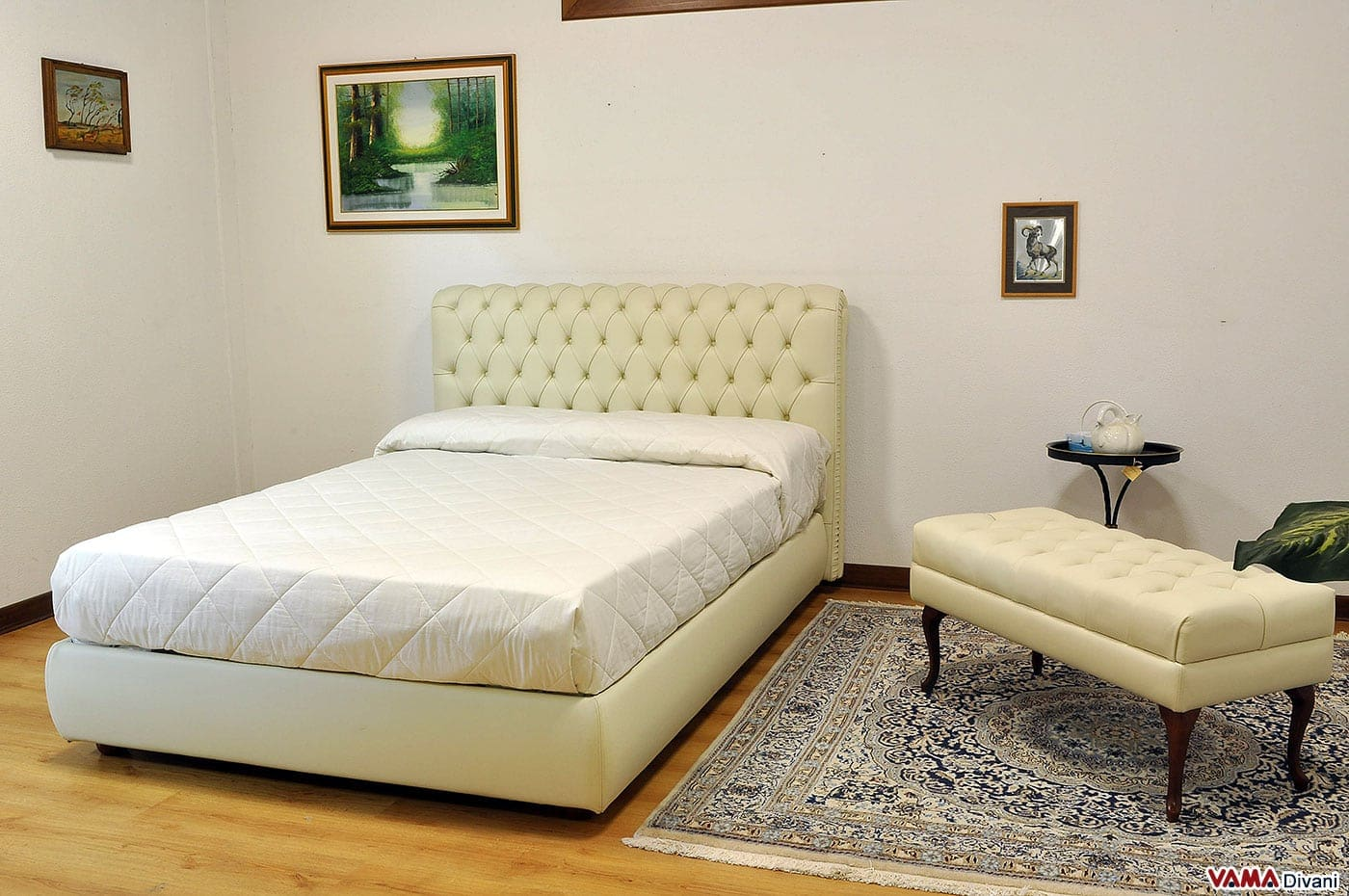 Letto francese hotel europeo u flowers french bed room bed cm wide camera con with letto - Camera singola con letto alla francese ...