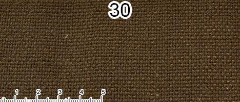 Tessuto Cotone e Lino Colore marrone autunno