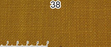 Tessuto Cotone e Lino Colore senape