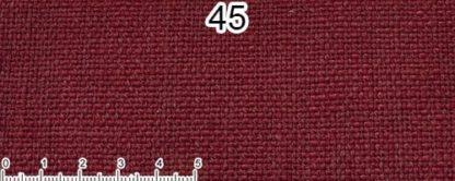 Tessuto Cotone e Lino Colore porpora