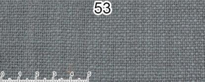 Tessuto Cotone e Lino Colore celeste sul grigio