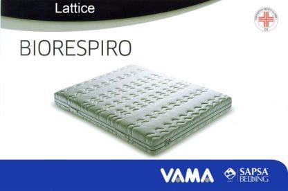 Materasso in Lattice Biorespiro - Sapsa Bedding