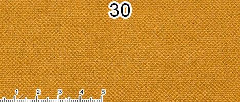 Tessuto 100% Cotone giallo ocra