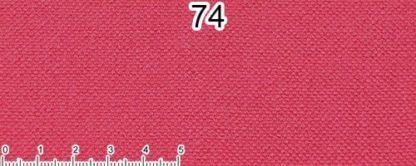 Tessuto 100% Cotone rosa scuro