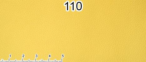 Ecopelle giallo canarino