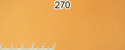 Ecopelle arancio chiaro