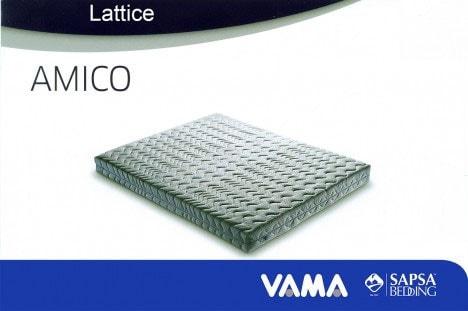 Materasso in lattice Amico - Sapsa Bedding