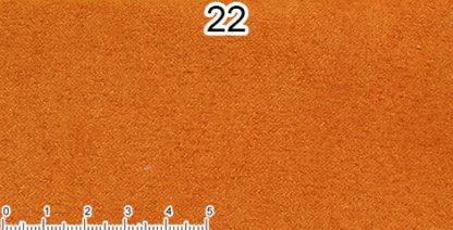 Microfibra arancione