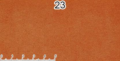 Microfibra arancione scuro