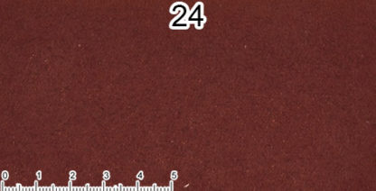 Microfibra rosso marrone