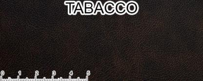 Pelle invecchiata tabacco