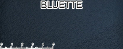 Pelle Fiore Blu