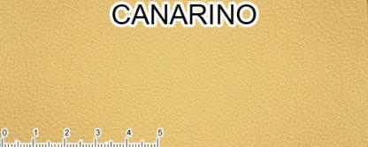 Pelle Fiore Giallo canarino