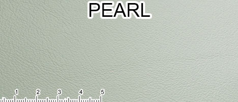 Pelle pieno fiore perla