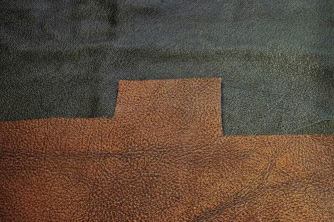 Colori Pelle vintage invecchiata a mano