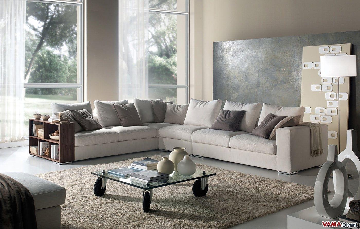 Divani classici in tessuto damascato idee per il design for Divani soggiorno moderni