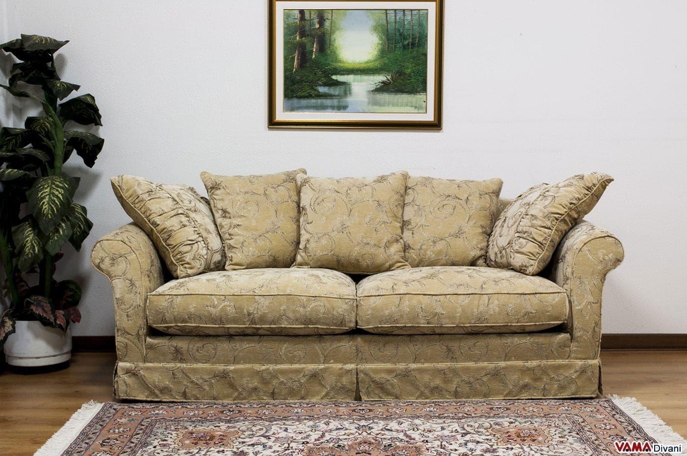 Beautiful divani in stile simple divano letto arkansas posti stile country with divano stile country - Divano letto stile country ...