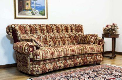 divano Doge damascato