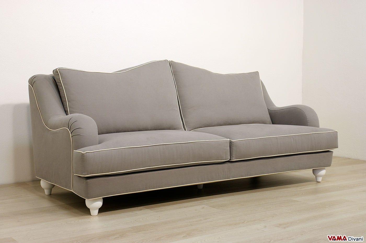 divano classico giove vama divani