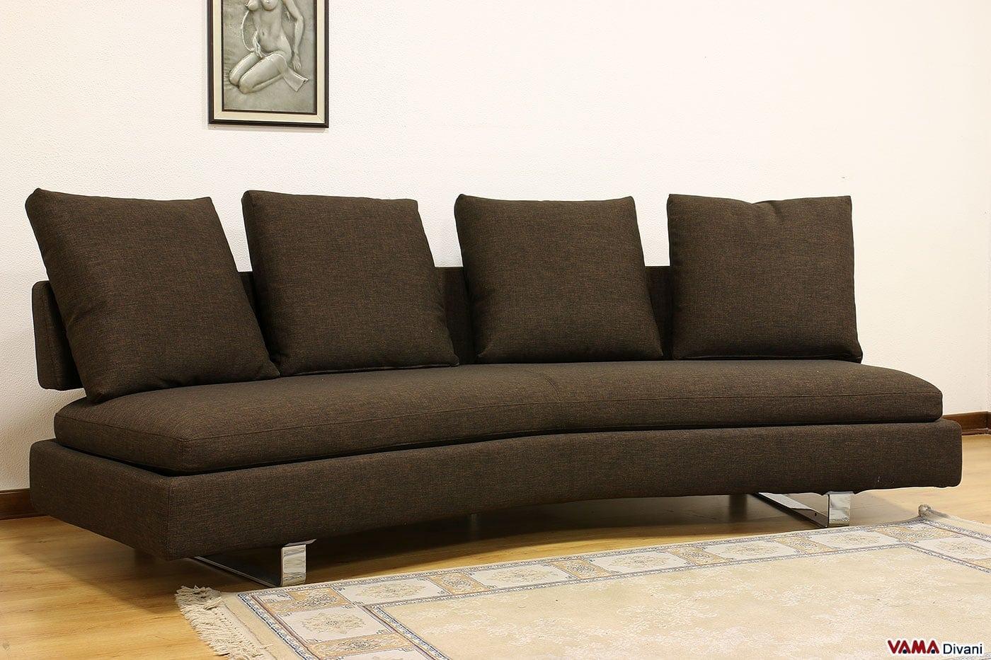 Divano tessuto sfoderabile idee per il design della casa - Prodotti per pulire il divano in tessuto ...
