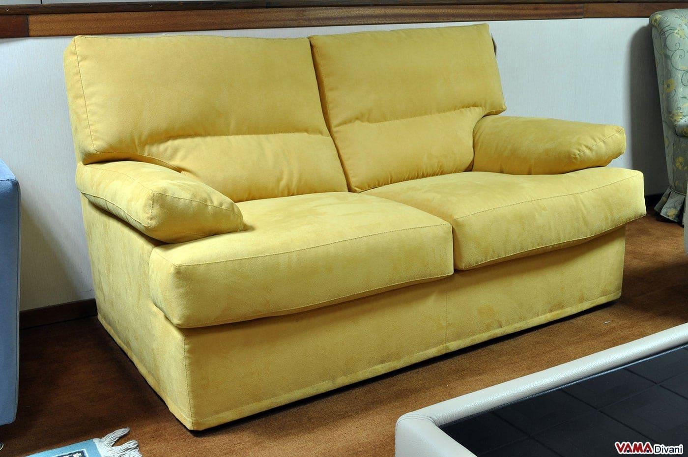 Divano giallo ikea idee per il design della casa - Divani letto offerta da ikea ...