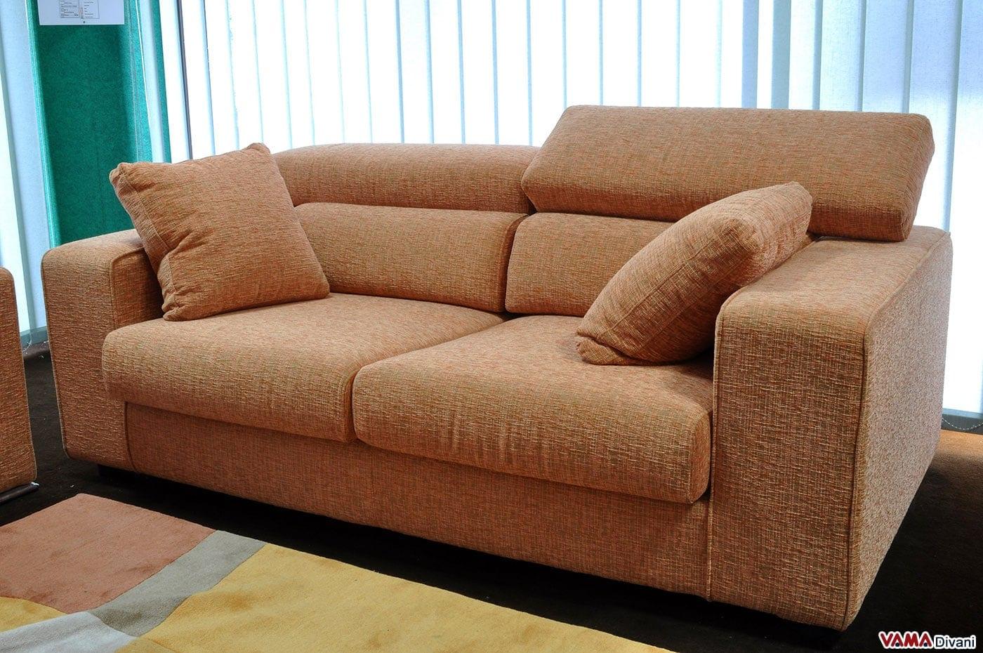Divani tessuto sfoderabile idee per il design della casa - Poggiatesta per divano ...