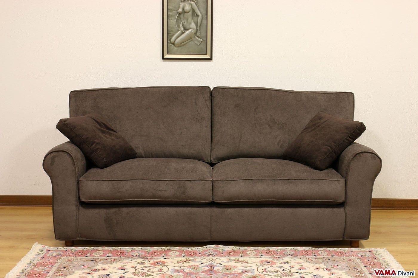 Divani pelle e stoffa idee per il design della casa - Prodotti per pulire il divano in tessuto ...