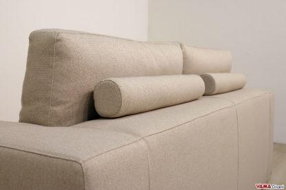 Rullo di gomma per schienale divano